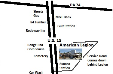 dillsburg singles Pat's singles will hold a public dance, 7-10:30 pm sunday at american legion post 26, route 15 south, dillsburg.